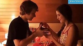 Best ever Slutty teen Angel Mary and French spy hot girl - duration 10:23