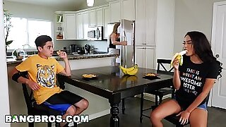 A Black Brother Stepsister inserts Chase Crawford - duration 10:50
