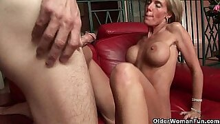 Makudo Karabotas the Mother of Creampie in the Trample Room! - duration 24:18