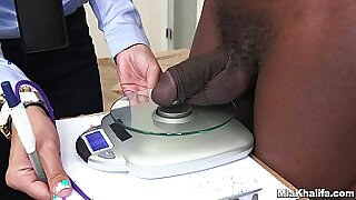 Erinya White Russian doggystyled and nailed by a black dick - duration 5:57