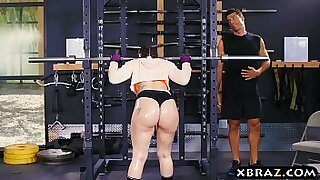 Horny big ass babe anal - duration 8:50