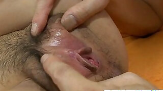 Skinny and dirty Asian woman making out and hard fucked - duration 8:00