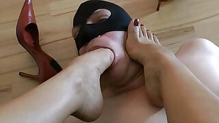 Shoe And Foot Worship POV - duration 7:00
