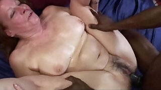 Old whore taking black cock in Granny Sex Video - duration 3:00