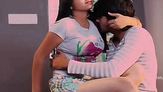 Indian Hot Romantic Pinky Bhabhi Sex With His Boyfriend in VIllage - duration 10:00