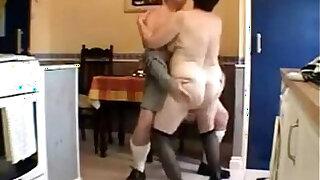 büyükbaba - Horny Grandma And Grandpa Having Sex