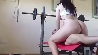 The gym is a funny place for fucking. - duration 28:00