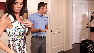 Brunettes india summer and veronica avluv share a big dick - duration 8:00