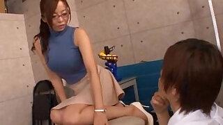 Kaori Hot Asian teacher enjoys sex - duration 6:00