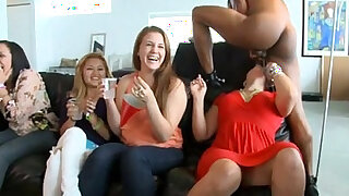 Wild and racy stripper party - duration 5:00