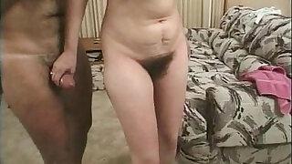 Chubby cheeks Huge tits fuck - duration 6:00