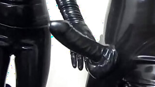Japanese Latex Catsuit - duration 6:00
