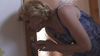 She helps her son in law cum and gets busted - duration 6:00