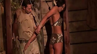 Here youll be watching a brunette submissive th - duration 44:00
