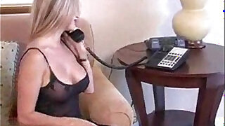 Hotwiferio gorgeous blonde mom craves cock - duration 13:00