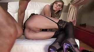 Glamour model homemade creampie - duration 40:00