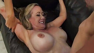 Hot Big Tits Milf brandi janice Ride Hard Dick On Tape - duration 5:00