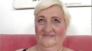 Fat grandma Cecilia fucked real hard - duration 6:00
