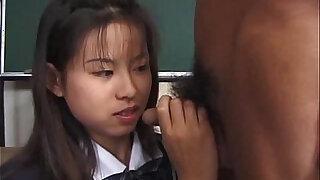 Niiyama Risa Uncensored Japanese bukkake blowjob - duration 39:00