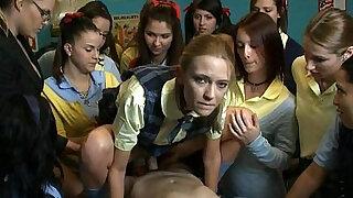 okul seksi - Schoolgirl suck off brandi belle