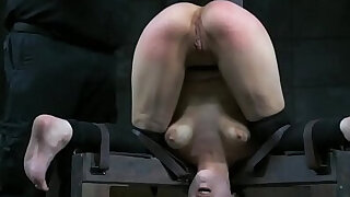 Whipped Audrey Noir punished roughly - duration 6:00