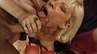 nasty french grannies and guys - duration 51:00