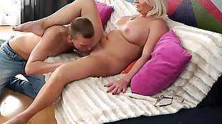 Big cock lover mature has multiple orgasms - duration 6:00