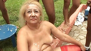 granny gangbang full movie - duration 1:32:00