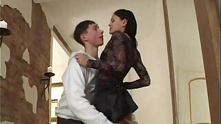 Brother fuck his sister in hallway - duration 22:00