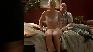 Kinky couple doing scared blonde - duration 5:00