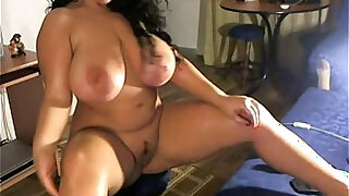 Naked, playful and tits that makes your jaw drop - duration 23:00