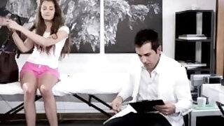 taboo - PURE TABOO Elena Koshka Breaks Hymen with Dirty mind Doctor