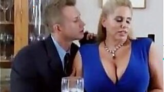 Busty Lisa Brooke seduces her son - duration 13:29