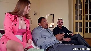 MILF Nisei Gets Double Penetrated - duration 37:36