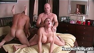 Australian Fucked by His Wife Couple But So Much More - duration 8:30