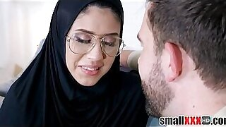 Naughty tight teen arab films her ass covered in wet cum - duration 8:56