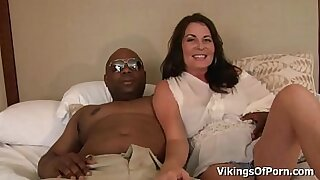 Female Milf Takes First Black Cock Video - duration 12:41