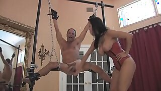 All Internal Megan Jones rides BBC while getting fucked - duration 4:09