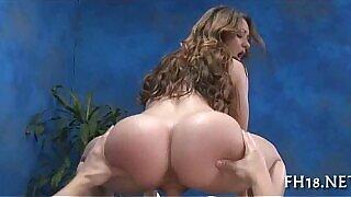 Gorgeous Melisa Exotic penis routine! - duration 5:23