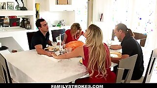 Tarzan Hot Sister Catches Step Brother - duration 10:38